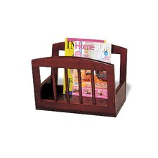 Cherry Mukilteo Magazine Rack