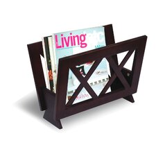 <strong>Wildon Home ®</strong> Napavine Magazine Rack