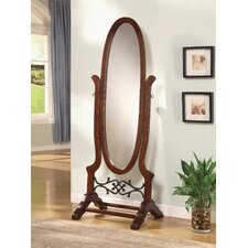 "59"" H x 23"" W Seatac Cheval Mirror"