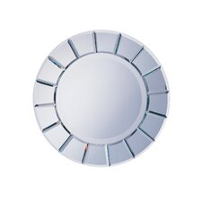 <strong>Wildon Home ®</strong> Toppenish Sun Shaped Mirror with Beveled Edge