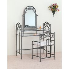 <strong>Wildon Home ®</strong> Cave Creek Vanity Set with Mirror
