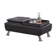<strong>Wildon Home ®</strong> Cocktail Ottoman
