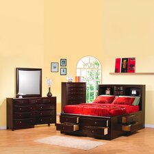 <strong>Wildon Home ®</strong> Applewood Platform Bedroom Collection