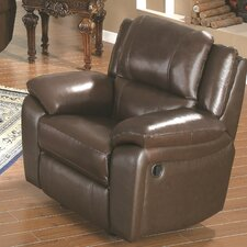 Baxtor Leather Recliner