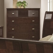 <strong>Wildon Home ®</strong> Hidalgo 6 Drawer Chest