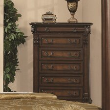 <strong>Wildon Home ®</strong> Juliet 6 Drawer Chest