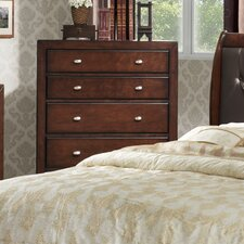 <strong>Wildon Home ®</strong> Landsberg 5 Drawer Chest
