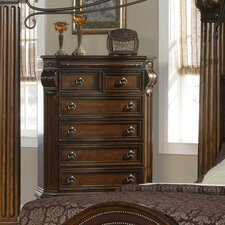 <strong>Wildon Home ®</strong> Providence 6 Drawer Chest
