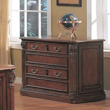 Tucson Executive Lateral File Cabinet