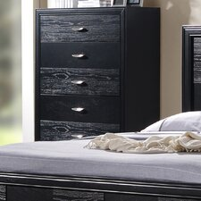 <strong>Wildon Home ®</strong> Verona 6 Drawer Chest