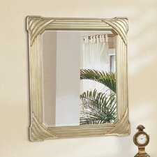 "<strong>Wildon Home ®</strong> Vedette 48"" H x 40"" W Wall Mirror"