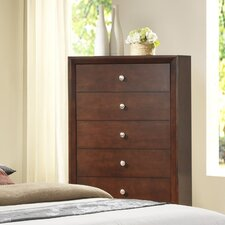 Carolina 5 Drawer Chest