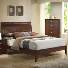 Carolina Sleigh Bed