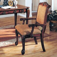 <strong>Wildon Home ®</strong> Agatha Mid-Back Office Chair with Arms