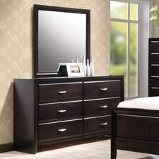 Adele 6 Drawer Dresser