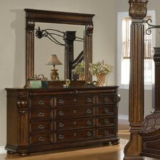<strong>Wildon Home ®</strong> Providence 12 Drawer Dresser