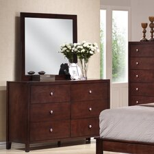 <strong>Wildon Home ®</strong> Josco 6 Drawer Dresser