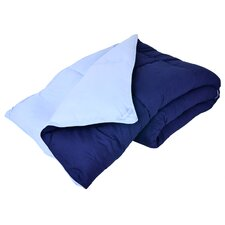 Cozy Nightz Reversible Down Alternative Machine Washable Comforter