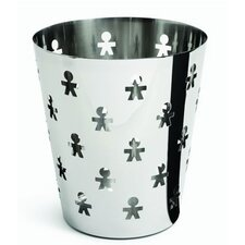 <strong>Alessi</strong> Girotondo by King Kong Waste Basket