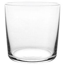 Alessi Tableware 11.25 Oz. Family Water Glass (Set of 4)