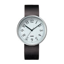 <strong>Alessi</strong> Record Leather Watch