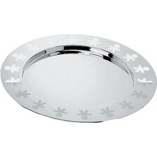 Girotondo by King Kong Miniature Round Serving Tray