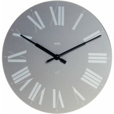 "<strong>Alessi</strong> 14.17"" Firenze Wall Clock"