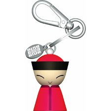 Chin Family by Stefano Giovannoni Key Ring