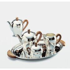<strong>Alessi</strong> Bombe Coffee & Tea Set