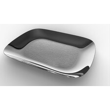Dressed Rectangular Serving Tray