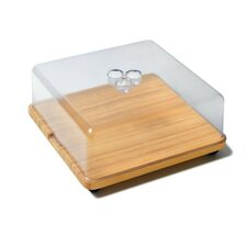 <strong>Alessi</strong> Programma 8 Cheese Board by Franco Sargiani and Eija Helander