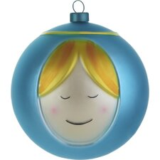 Madonna Ornament (Set of 4)