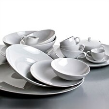 <strong>Alessi</strong> Mami Dinnerware Collection by Stefano Giovannoni