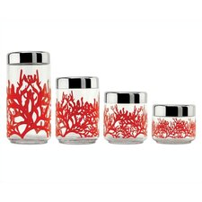 Mediterraneo by Emma Silvestris Kitchen Jar Collection