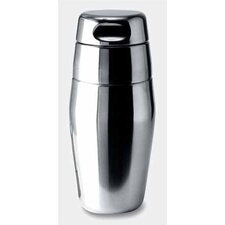 <strong>Alessi</strong> Luigi Massoni 17.5 oz. Silver Cocktail Shaker