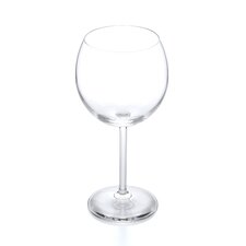 Mami Red Wine Glass by Stefano Giovannoni