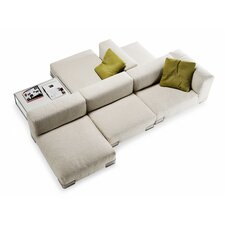 Plastics Duo Modular Sectional