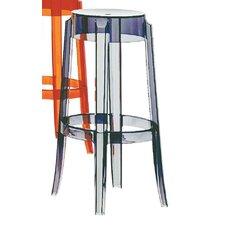 "Charles Ghost 30"" Barstool (Set of 2)"