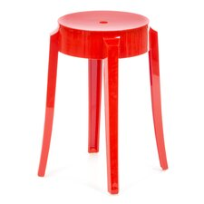 "Charles Ghost 18"" Barstool"