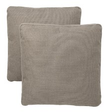 Plastics Duo Pillow (Set of 2)