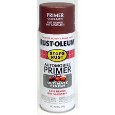 12 oz. Red Auto Works Primer Spray Paint