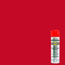 <strong>Rustoleum</strong> 15oz. Safety Red Professional High Performance Enamel Spray