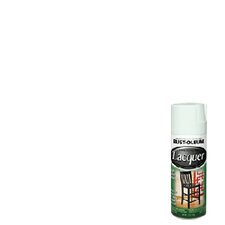 11 Oz White Lacquer Spray Paint Gloss
