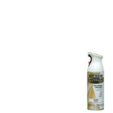 12 Oz White Universal® Spray Paint Gloss