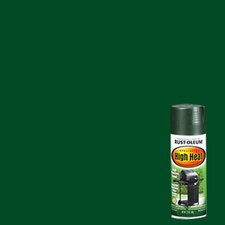 Hunter Green Heat Resistant BBQ Finish Spray Paint