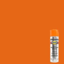 <strong>Rustoleum</strong> 15oz. Safety Orange Professional High Performance Enamel Spray