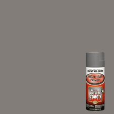 <strong>RustoleumAutomotive</strong> 12 Oz Gray High Heat Primer Spray Paint