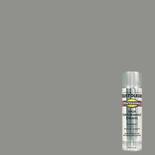14 Oz Stainless Steel High Performance Enamel Spray Paint 7519-838