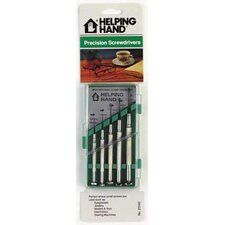 5 Piece Jeweler's Screwdriver Set 20140