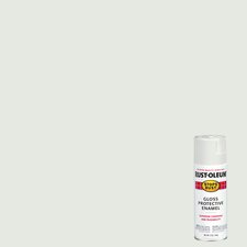 12 Oz White Stops Rust® Protective Enamel Spray Paint Gloss